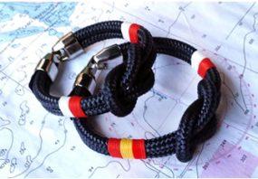 Pulseras marineras bandera cantabria