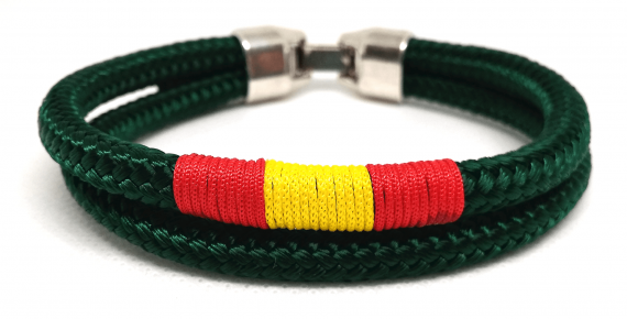 Pulsera oficial autorizada Guardia Civil
