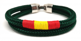 Pulsera autorizada Escudo Guardia Civil